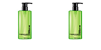 Shu Uemura CLEANSING OIL shampoo anti-dandruff soothing cleanser 400 ml