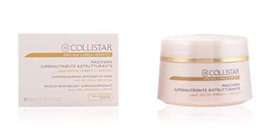 Masque réparateur PERFECT HAIR supernourishing restorative mask Collistar
