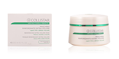 Mascarilla para el pelo PERFECT HAIR reinforcing extra-volume mask Collistar
