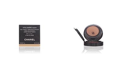 Chanel VITALUMIERE AQUA cpct #54-beige ambré 30 ml