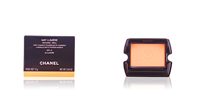 Chanel MAT LUMIERE compact ricarica #30-aurore 13 gr