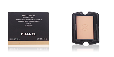 Chanel MAT LUMIERE compact refill #50-poudre 13 gr
