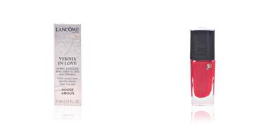 Lancôme VERNIS IN LOVE #160N-rouge amour