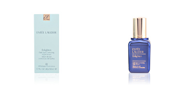Tratamento antimanchas  ENLIGHTEN dark spot correcting night serum Estée Lauder