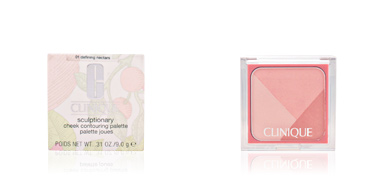 Clinique SCULPTIONARY cheek palette #01-defining nectars 9 gr