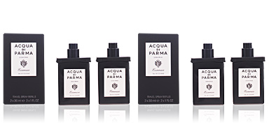 ESSENZA eau de cologne travel spray refills Acqua Di Parma