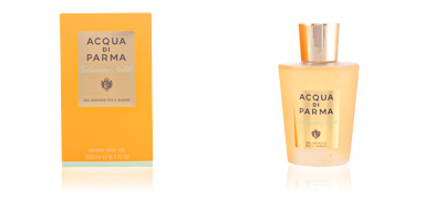 Gel de baño GELSOMINO NOBILE radiant bath gel Acqua Di Parma