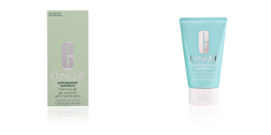 Limpeza facial ANTI-BLEMISH SOLUTIONS cleansing gel Clinique