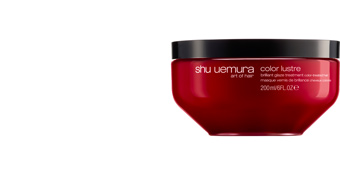 Shiny hair mask COLOR LUSTRE brilliant glaze treatment Shu Uemura