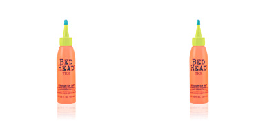 Heat protectant for hair BED HEAD straighten out 98% humidity-defying Tigi
