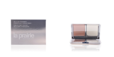 CELLULAR TREATMENT foundation powder finish #b. doré La Prairie