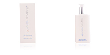 Facial cleanser AQUATHERM gel limpiador termal Skeyndor