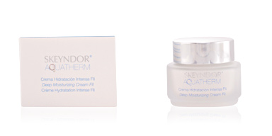 Skeyndor AQUATHERM deep moisturizing cream FII 50 ml