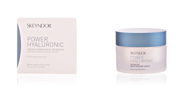 Skeyndor POWER HYALURONIC intensive moisturizing cream 50 ml