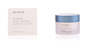 POWER HYALURONIC emulsión hidratante intensiva 50 ml Skeyndor