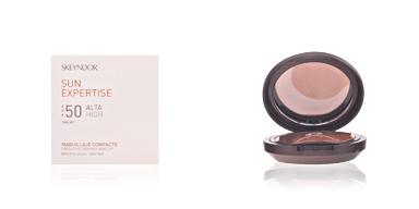 Bronzing powder SUN EXPERTISE maquillaje compacto SPF50 Skeyndor