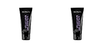 Fixation et Finition SMOOTH VELVET GELATINE 07 cushioning blow-dry gel Redken