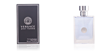 VERSACE POUR HOMME perfumed deo spray 100 ml Versace