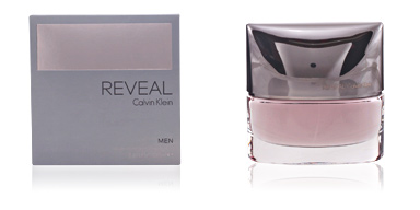 Calvin Klein REVEAL MEN edt vaporizador 100 ml
