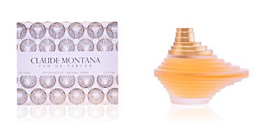 CLAUDE MONTANA eau de parfum vaporizzatore 100ml Montana