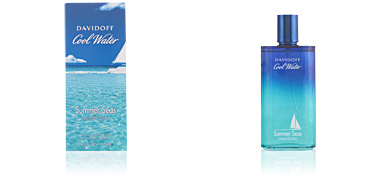 Davidoff COOL WATER SUMMER SEAS edt vaporizador limited edition 125 ml
