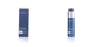 Antifatigue facial treatment MEN gel revitalisant Clarins