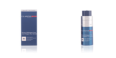 Dark circles, eye bags & under eyes cream MEN sérum défatigant yeux Clarins