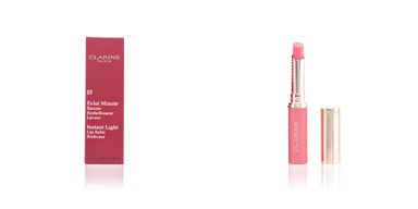 Clarins ECLAT MINUTE embellisseur lèvres #01-rose 1.8 gr