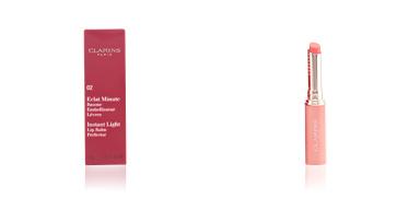 Bálsamo labial ECLAT MINUTE baume embellisseur lèvres Clarins