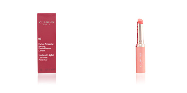 Lip balm ECLAT MINUTE baume embellisseur lèvres Clarins