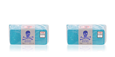Facial cleanser FOR MEN BODY big blue bar of soap for blokes The Bluebeards Revenge