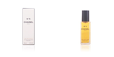 Chanel Nº 5 edt vaporizador refill 50 ml
