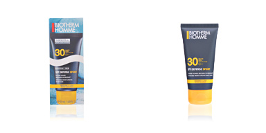 HOMME UV DEFENSE SPORT face fluid SPF30 Biotherm
