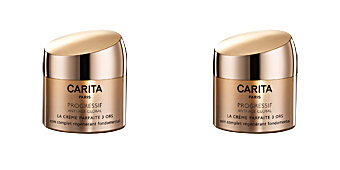 Anti aging cream & anti wrinkle treatment PROGRESSIF ANTI-AGE GLOBAL la crème parfaite 3 ors Carita