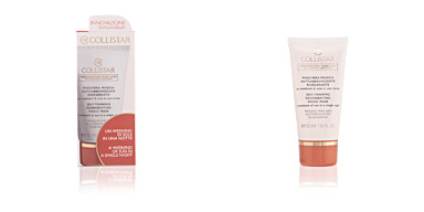PERFECT TANNING regenerating face self-tanning mask Collistar