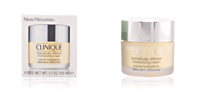 Face moisturizer DRAMATICALLY DIFFERENT moisturizing cream Clinique