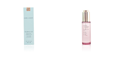 Skin lightening cream & brightener RESILIENCE LIFT restorative radiance oil Estée Lauder