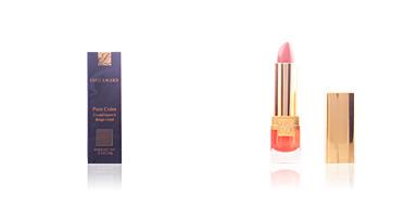 Estee Lauder PURE COLOR CRYSTAL lipstick #11-coral 3.8 gr