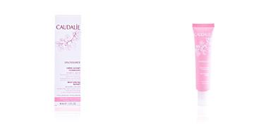 Face moisturizer VINOSOURCE crème sorbet hydratante Caudalie