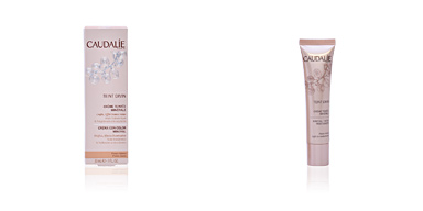 Fondation de maquillage TEINT DIVIN crème teintée minérale Caudalie