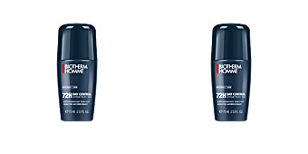 HOMME DAY CONTROL 72h desodorante roll-on Biotherm