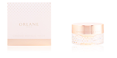 Dark circles, eye bags & under eyes cream ROYALE crème yeux Orlane