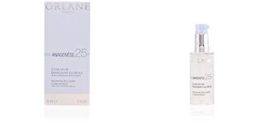 Tratamiento Facial Hidratante ANAGENÈSE 25+ concentré énergisant du réveil Orlane
