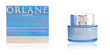 ANTI-FATIGUE ABSOLU soin sublimateu Orlane