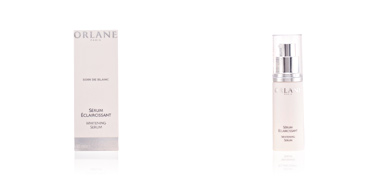 Anti blemish treatment cream SOIN DE BLANC sérum éclaircissant Orlane