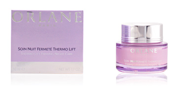 Skin tightening & firming cream  FERMETÉ soin thermo lift nuit Orlane