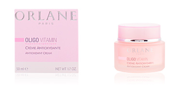 Face moisturizer OLIGO VITAMIN crème anti oxydante Orlane