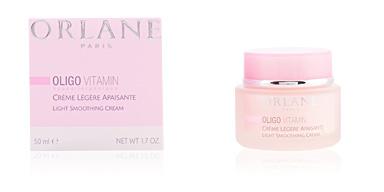 Tratamiento Facial Antirrojeces OLIGO VITAMIN crème légère apaisante Orlane