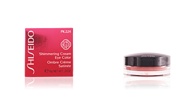 SHIMMERING CREAM eye color #PK224-mousseline 6 gr Shiseido
