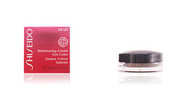 SHIMMERING CREAM eye color #GR125-naiad 6 gr Shiseido